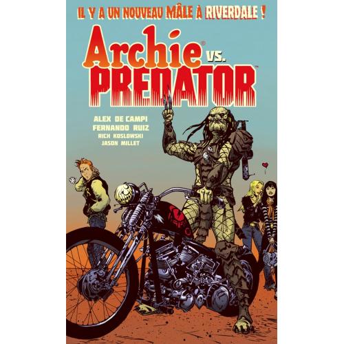 Archie Vs Predator (VF)