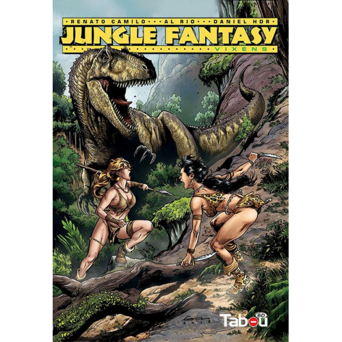Jungle Fantasy tome 1 (VF)