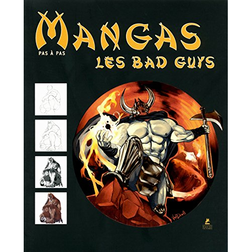 Mangas Pas à pas -Bad Guys (VF)