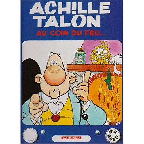 Achille Talon Au coin du feu (VF)