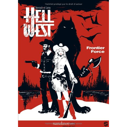 Hell West Tome 1 (VF)