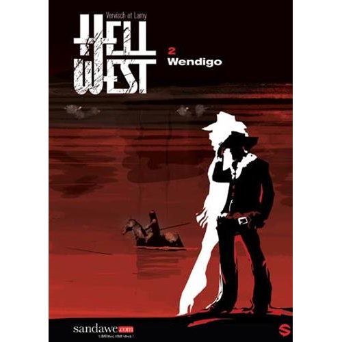 Hell West Tome 2 (VF)