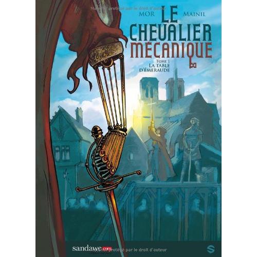 Chevalier Mécanique Tome 1 (VF)