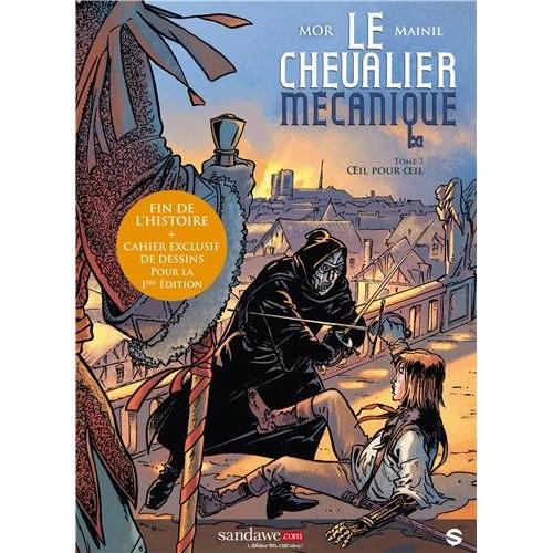 Chevalier Mécanique Tome 3 (VF)