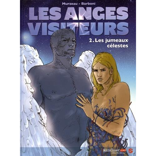 Les anges visiteur Tome 2 (VF)