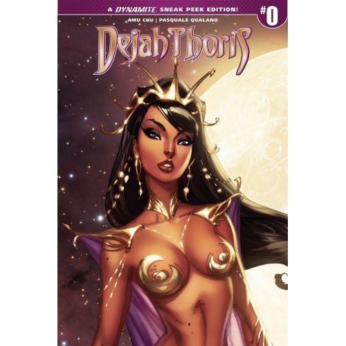 Dejah Thoris 0 1 : 100 Campbell Incentive (VO)