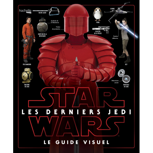 Star Wars Les derniers Jedi : le guide visuel (VF)