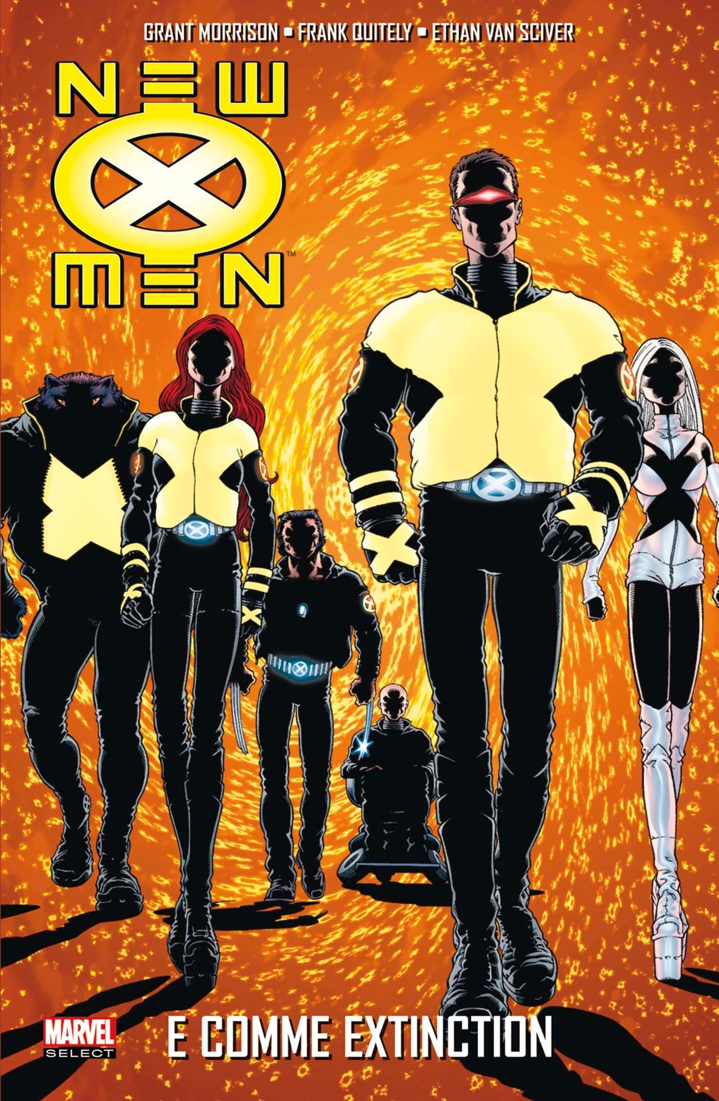 New X-Men Tome 1 (VF)