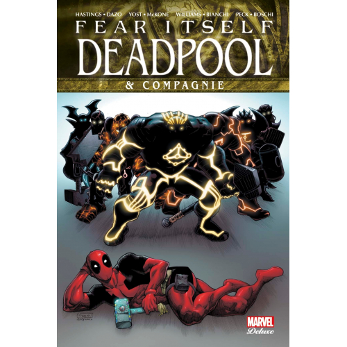 FEAR ITSELF : DEADPOOL & CIE (VF)