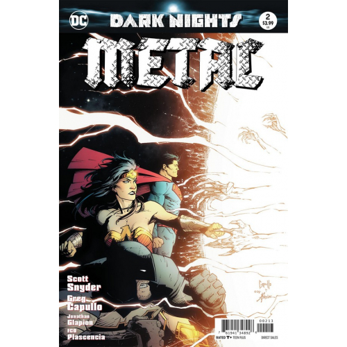 DARK NIGHTS : METAL 2 - 3RD PRINT(VO)