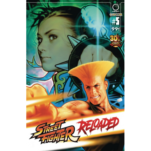STREET FIGHTER RELOADED 5 (VO)