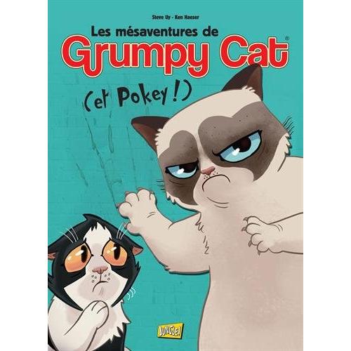 Les mésaventures de Grumpy Cat Tome 1 (VF)