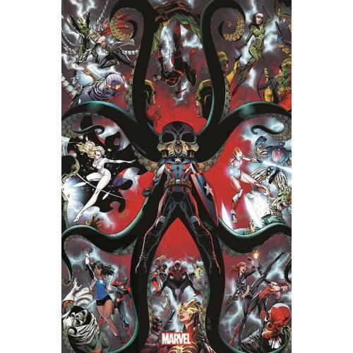 Secret Empire n°1 (VF) Couverture Collector J. Scott Campbell Original Comics 500 exemplaires