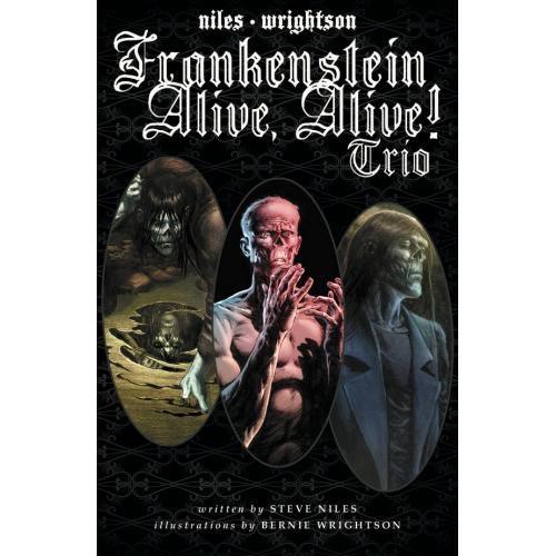 Frankenstein Alive, Alive Trio (VO)