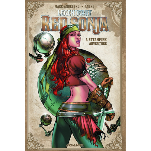 LEGENDERRY RED SONJA TP (VO)