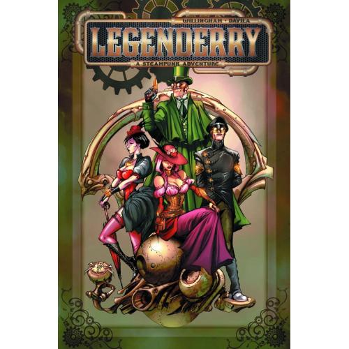 LEGENDERRY A STEAMPUNK ADVENTURE TP (VO)