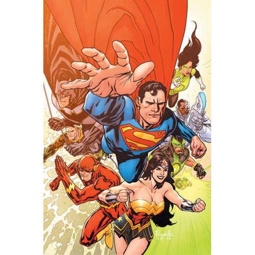 Justice League Rebirth n°10 (VF)