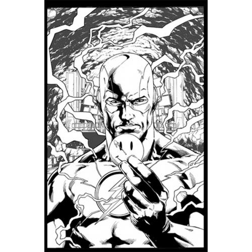 Justice League Rebirth n°11 Couverture Limitée (VF)