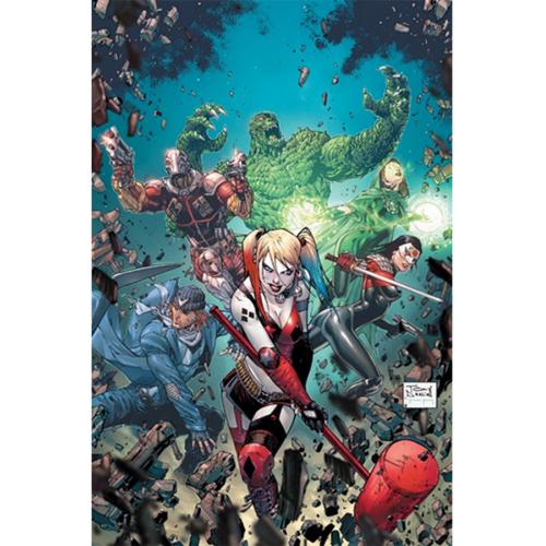 Suicide Squad Rebirth n°10 (VF)