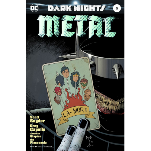 DARK NIGHTS : METAL 5 (VO)