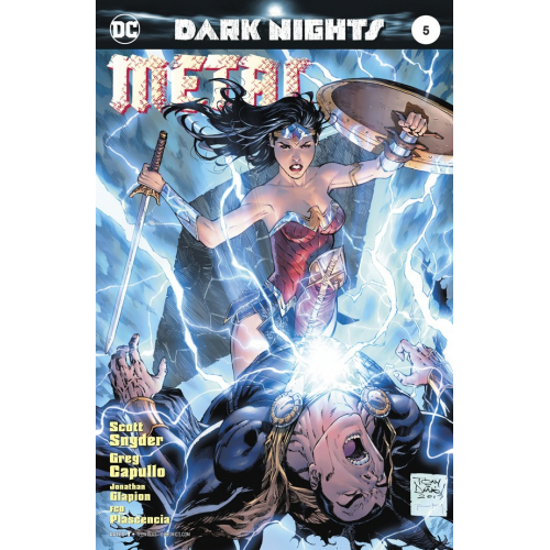 DARK NIGHTS : METAL 5 Daniel Variant (VO)