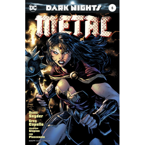 DARK NIGHTS : METAL 5 LEE Variant (VO)