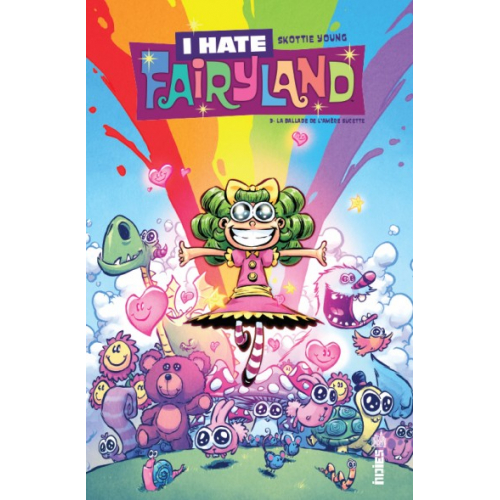 I hate Fairyland Tome 3 (VF)