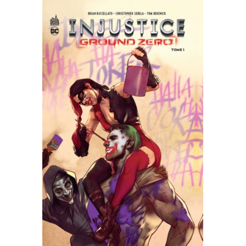 Injustice Ground Zero Tome 1 (VF)