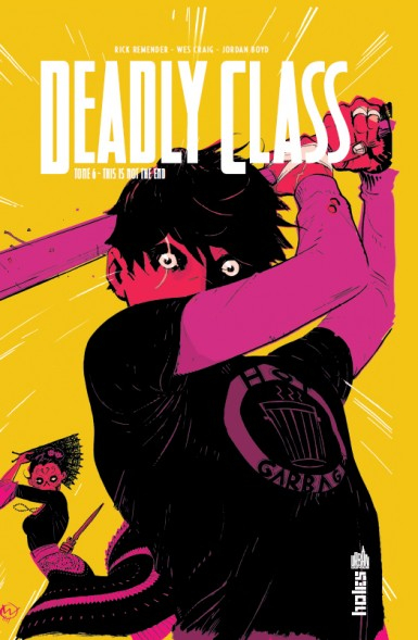 Deadly Class Tome 6 (VF)