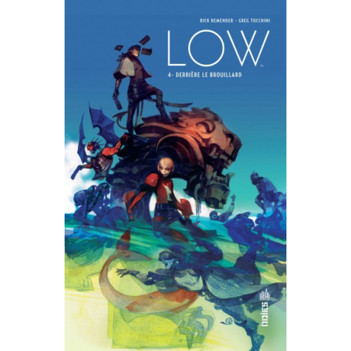 Low Tome 4 (VF)