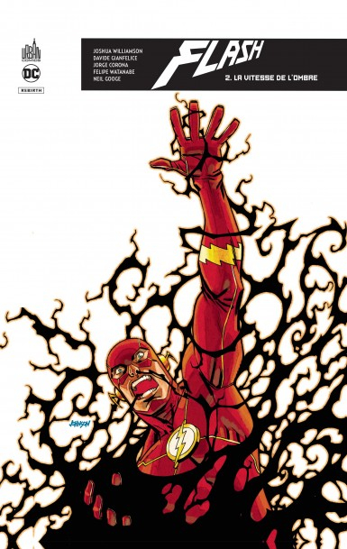 Flash Rebirth Tome 2 (VF)