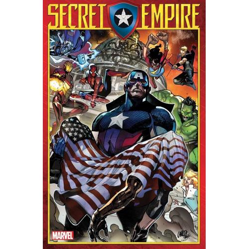 Secret Empire n°2 Variant Angoulême (VF)