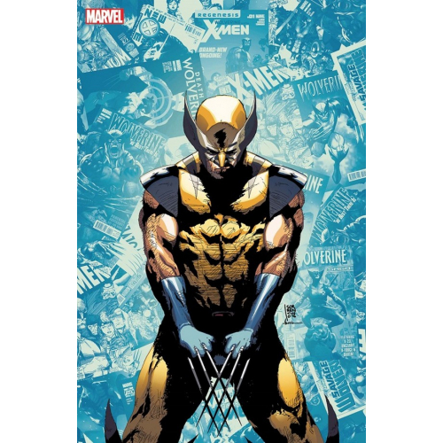 X-Men Resurrection n°4 Variant Angoulême (VF)