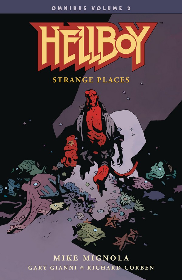 Hellboy Omnibus Volume 2: Strange Places TP (VO)