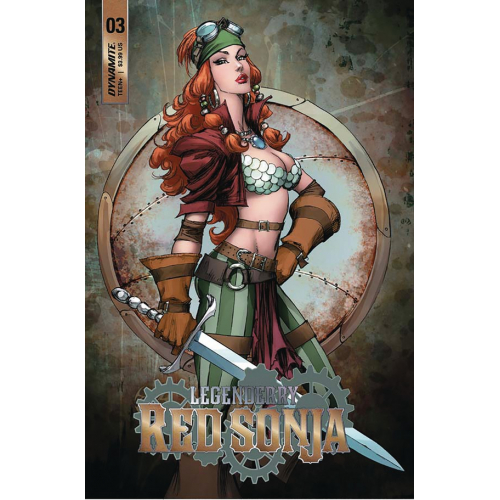 Legenderry : Red Sonja 3 (VO)