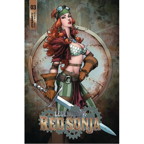 Legenderry : Red Sonja 3 (VO)