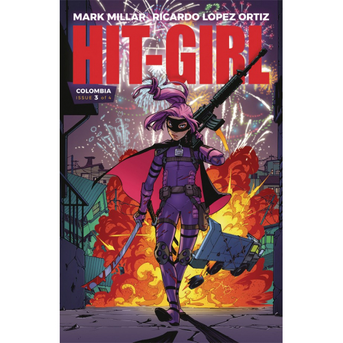 HIT-GIRL 3 (VO)