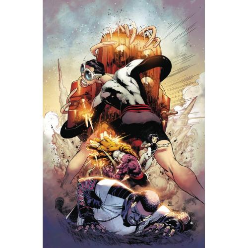 THE TERRIFICS 3 (VO) IVAN REIS - NEW AGE OF DC HEROES