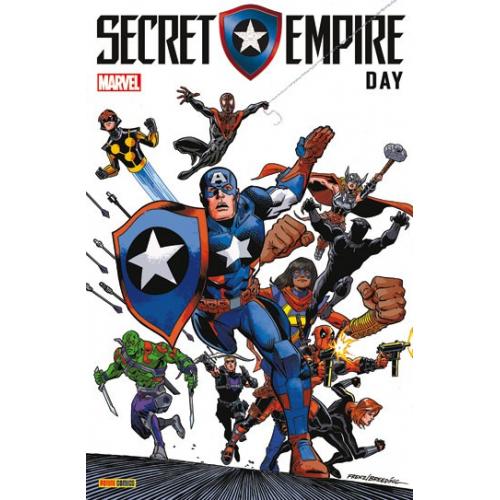 Gratuit : Secret Empire Day offert (VF)