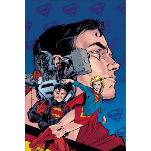 SUPERMAN BY MARK MILLAR TP (VO)