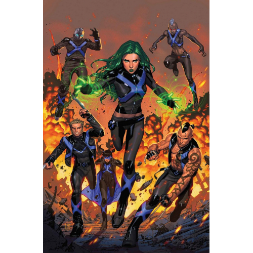 X-Men Blue 25 (VO)