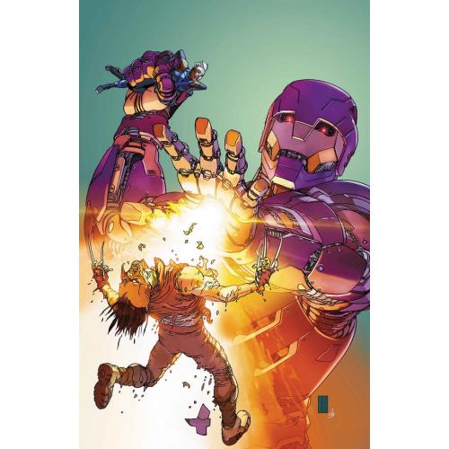 X-Men Blue 26 (VO)