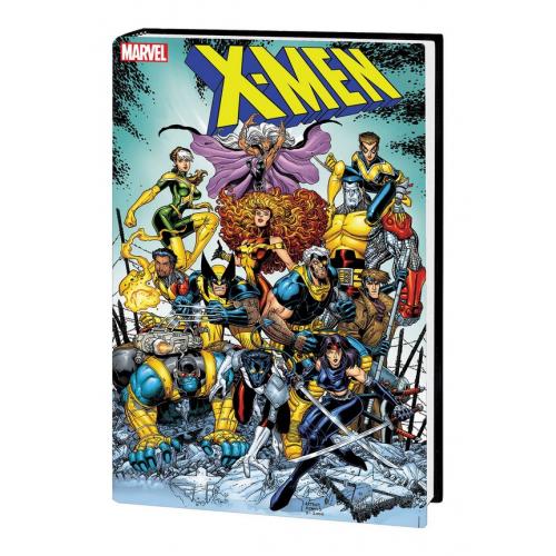 X-MEN: REVOLUTION BY CHRIS CLAREMONT OMNIBUS HC (VO)