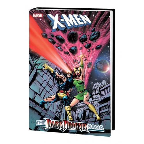 X-MEN: DARK PHOENIX SAGA OMNIBUS HC (VO)