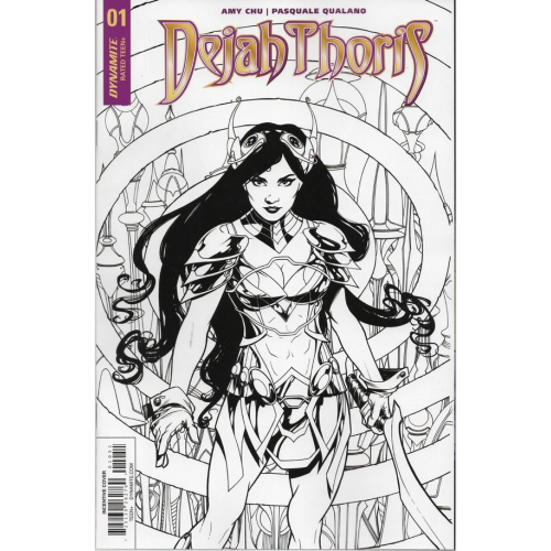 Dejah Thoris 1 (VO) J. Scott Campbell