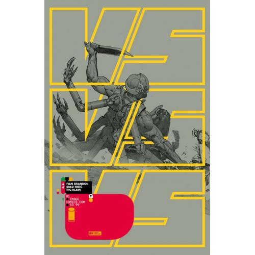VS 1 CVR B RIBIC & MULLER (VO)