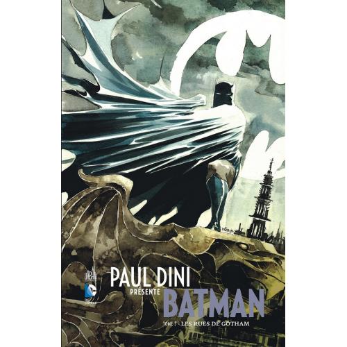 PAUL DINI PRÉSENTE BATMAN tome 3 (VF)