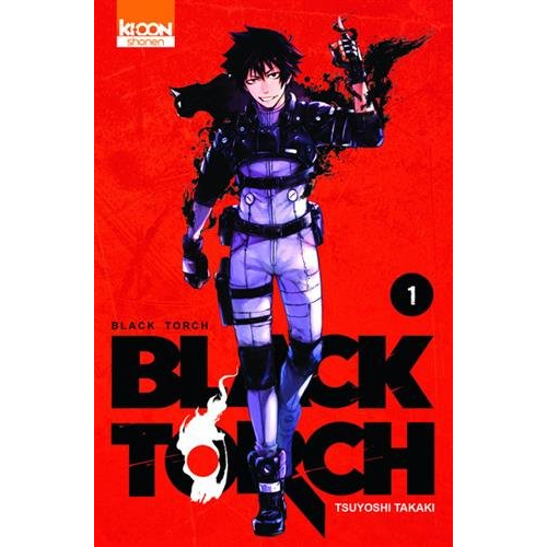 Black Torch Tome 1 (VF)