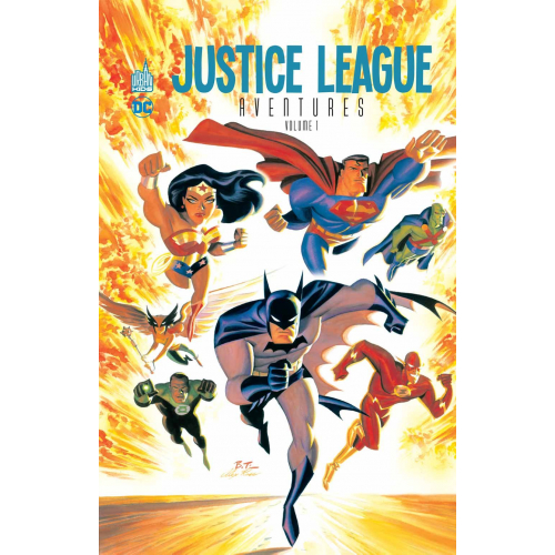 Justice League Aventures Tome 1 (VF)