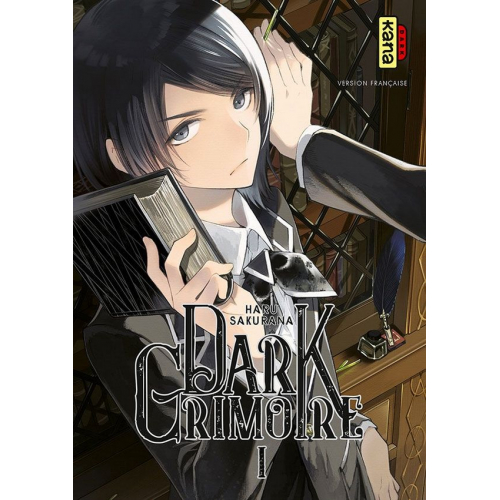 Dark Grimoire Tome 1 (VF)